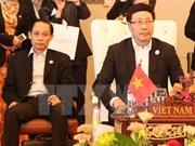 Vietnam supports ASEAN's cooperation priorities