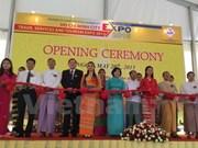 Vietnamese goods to be displayed at Myanmar fair