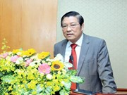 Phan Dinh Trac chairs Party's Commission for Internal Affairs