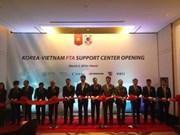 Vietnam-Korea FTA Support Centre opens