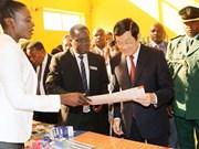 President lauds Tanzania's economic policies
