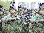Brunei increases defence spending by 4.7 ptc in 2016