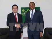 Vietnam treasures ties with Tanzania: President