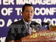 Cambodia, Laos enhance bilateral ties