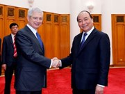 French National Assembly President concludes Vietnam visit
