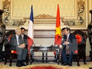 HCM City seeks stronger ties with French localities