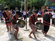 Conference reviews Central Highland gong culture preservation