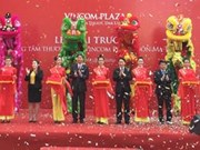 Vingroup opens first shopping mall in Central Highlands