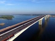 Quang Nam: Cua Dai bridge opens to traffic