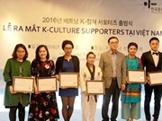 K-Culture Supporters group to promote Vietnam -RoK ties