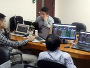 Vietnam's stocks up on rising oil, positive forecasts