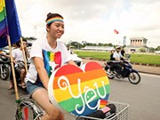 Vietnam's LGBT community inspires video contest
