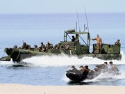 Philippines, US begin joint military exercise