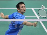 Vietnamese badminton player returns to top 40 in BWF world rankings