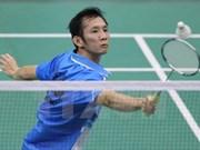 Vietnamese badminton player returns to top 40 in BWF world rankings