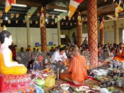 New Year wishes offered to Khmer people