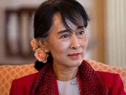 Myanmar: Aung San Suu Kyi appointed as state counselor
