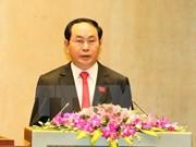 Congratulations sent to new Vietnamese leaders