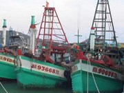 Thailand seizes more fishing ships from Vietnam
