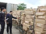 Vietnam's trade deficit with China drops