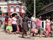 Myanmar frees 61 more political prisoners