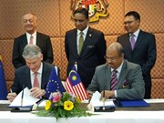 Malaysia, EU initial partnership and cooperation agreement