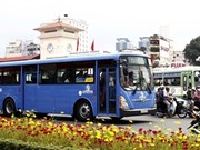 HCM City to issue electronic bus ticket cards