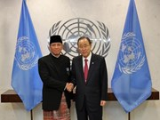 Indonesia to improve role in UN