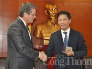 WTO suggests ways to raise Vietnam's position in global trade