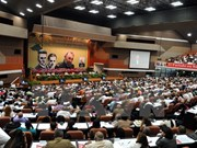 Congratulations to Cuba on 7th national Party congress