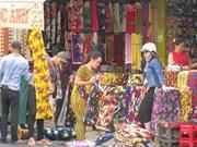 Shop 'til you drop at unique HCM City markets