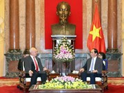 President: Russia - high priority in Vietnam's diplomatic policy