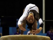 Two gymnasts qualify for 2016 Brazil Olympics