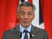 Singaporean Prime Minister visits Israel