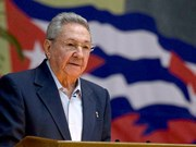 Party leader congratulates Cuban counterpart