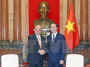 Vietnam prioritises Japan in foreign policy: President