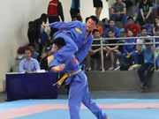HCM City wins national Vovinam championships