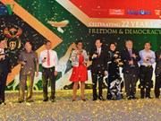 South Africa celebrates 22nd National Day