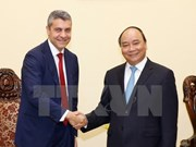 PM commits business support to Goldman Sachs