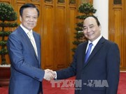 Prime Minister welcomes China's Guizhou party secretary