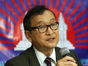 Cambodia issues another warrant for Sam Rainsy