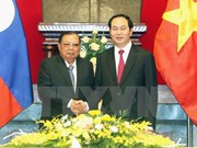 Lao press highlight Party chief's visit to Vietnam