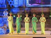 Hue Festival: Art performances impress visitors