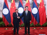 China, Laos enhance ties