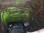 Champa well unearthed in Quang Nam