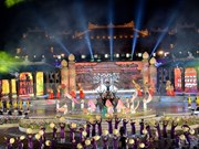 Hue Festival bids farewell to visitors