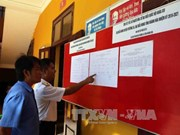 Early voting for NA deputies held in Ba Ria-Vung Tau