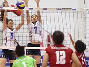 Lien Viet Postbank second at Thai volleyball open