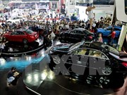 Car sales record 42 percent annual surge in April