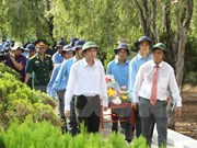 Dak Lak: reburial for remains of fallen soldiers found in Cambodia